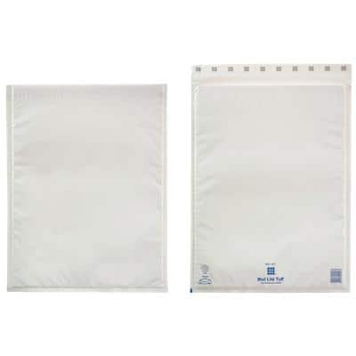Mail Lite Tuff Padded Envelopes k/7 350 (W) x 470 (H) mm Peel and Seal White Pack of 50