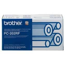 Brother Thermal Transfer Film PC202 Black 2 pieces