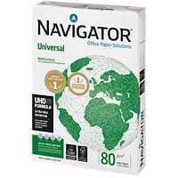 Navigator Universal Copy Paper A4 80gsm White 500 Sheets