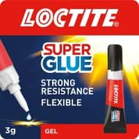 Loctite Super Glue Extra Strength Transparent 3 g
