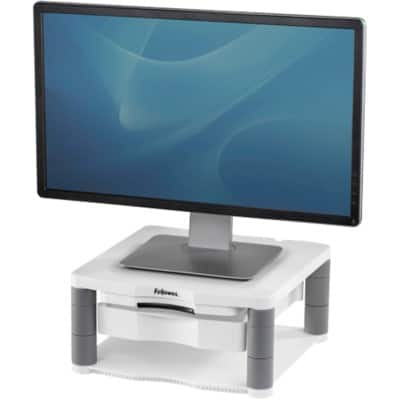 Fellowes Monitor Stand 91713 Silver