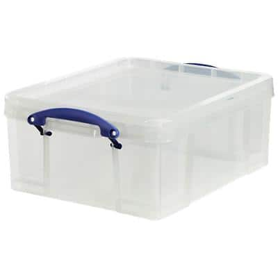 Really Useful Box Plastic Storage 18 Litre 480 x 390 x 200 mm