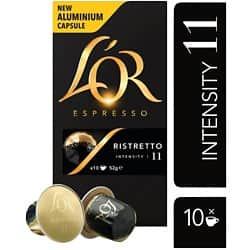 L'OR Coffee Capsules Espresso Ristretto 10 pieces