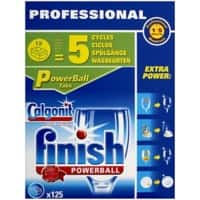 Finish Powerball Dishwasher Tablets Pack of 125