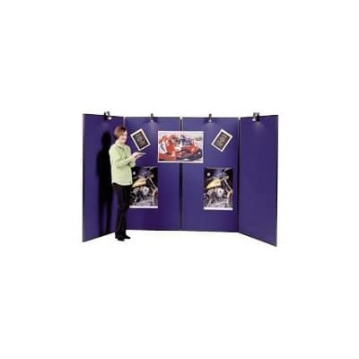 Jumbo Display Stand Jumbo Blue 914 x 1,829 mm