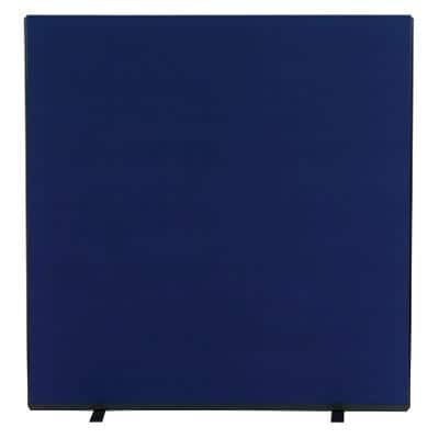 Freestanding Screen Blue 1,500 x 1,500 mm