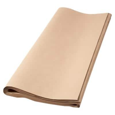 Kraft Paper Sheets Brown 70gsm 1150 x 700 mm Pack of 50