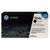 HP 504X Original Toner Cartridge CE250X Black