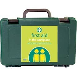 First Aid Kit Essential 10 People 27 x 90 x 180 mm