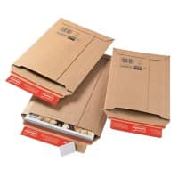 ColomPac CP 010.06 (250 x 360 x 1-50) Envelope Brown 26.2 x 37.5 cm