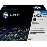 HP 643A Original Toner Cartridge Q5950A Black