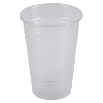 Maxima Cups 200 ml Transparent 100 Pieces
