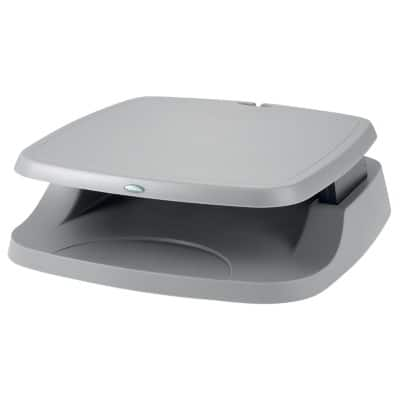 Fellowes Monitor Stand 91456 Silver