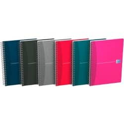 Oxford Office Wirebound Notebooks Soft Cover A5