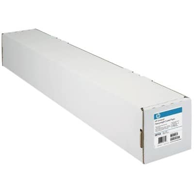 HP Large Format Coated Paper Matt 90gsm 610 mm x 45.7 m White