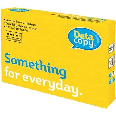 Data Copy Something for Everyday Copy Paper A3 80gsm White 500 Sheets