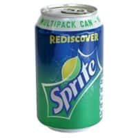 Sprite Regular Can 24 Pieces of 330 ml