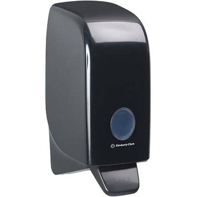 AQUARIUS Hand Soap Dispenser 7173 Black