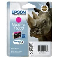 Epson T1003 Original Ink Cartridge C13T10034010 Magenta