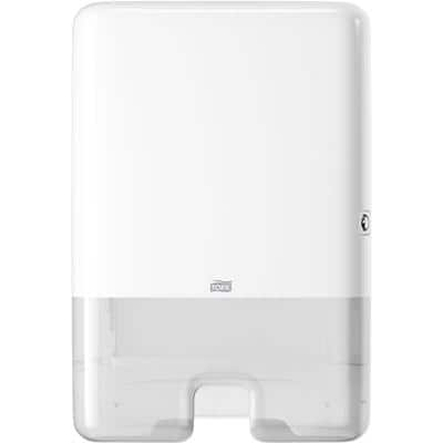 Tork Hand Towel Dispenser H2 Xpress Plastic White 30.2 x 10.2 x 44.4 cm