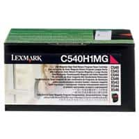 Lexmark C540H1MG Original Toner Cartridge Magenta