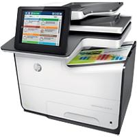 HP PageWide Enterprise MFP 586F A4 Colour PageWide 4-in-1 Printer with Wireless Printing