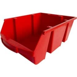 Viso Storage Bin SPACY5R Red 17.5 x 45.5 x 30 cm