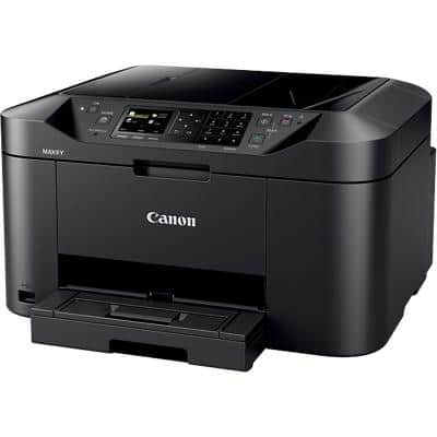 Canon MAXIFY MB2150 A4 Colour Inkjet 4-in-1 Printer with Wireless Printing
