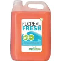 GREENSPEED by ecover All Purpose Cleaner Floral 5 L