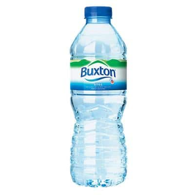 Buxton Still Natural Mineral Water 500ml 24 Pieces