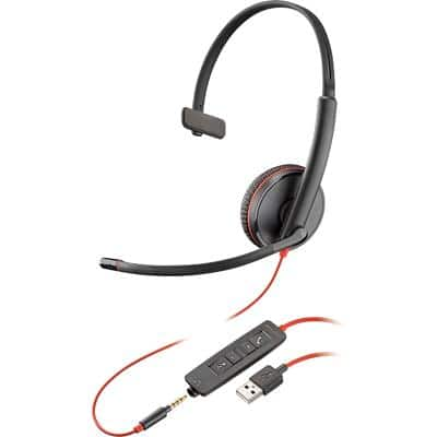 Plantronics Headset Blackwire Blackwire C3215
