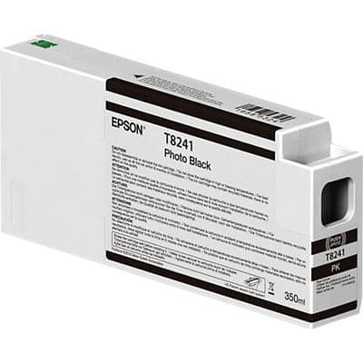 Epson T8241 Original Ink Cartridge C13T824100 Photo Black