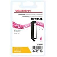 Office Depot Compatible HP 935XL Ink Cartridge C2P25AE Magenta