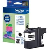 Brother LC221BK Original Ink Cartridge Black