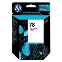 HP 78 Original Ink Cartridge C6578D 3 Colours