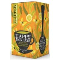 Clipper Lemon, Ginger Organic Infusion Tea 20 Pieces