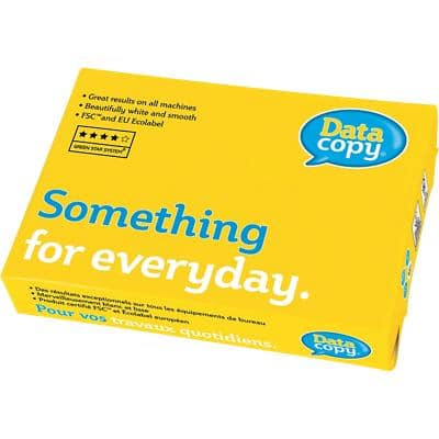 Data Copy Something for Everyday Printer Paper A4 80gsm White 500 Sheets