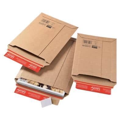 ColomPac Well Safe 2 Envelope Brown 200 (W) x 288 (H) mm
