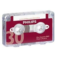 Philips Mini Cassette LFH0005 Red