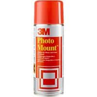 3M Adhesive Spray PhotoMount Transparent 400ml