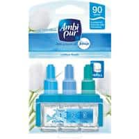 Ambi Pur Air Freshener Refill Cotton Fresh 20ml