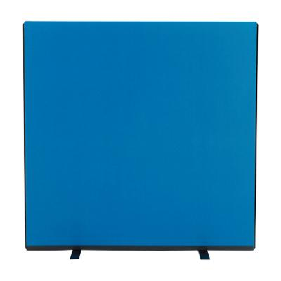 Freestanding Screen Nyloop 1200 x 1200 mm Blueberry