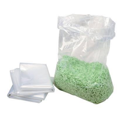 HSM Shredder Wastebags 100 Pieces