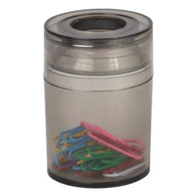Office Depot Magnetic Paper Clip Tidy with Clips