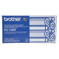 Brother PC74RF Black 4 pieces