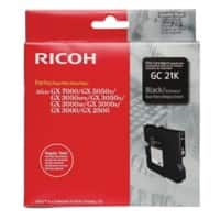 Ricoh GC21K Original Ink Cartridge 405532 Black