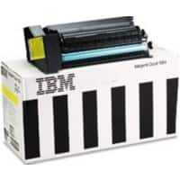 IBM 75P4058 Original Toner Cartridge Yellow
