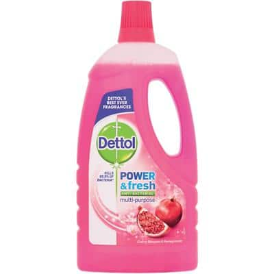 Dettol Power & Fresh Multi-Purpose Cleaner Antibacterial Cherry Blossom 1L