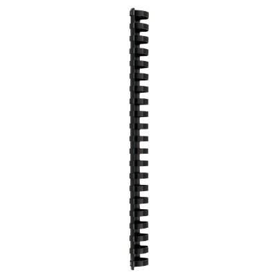 GBC Binding Combs 4028184 32.0 mm A4 Black 50 Pieces