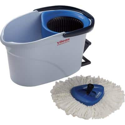 Vileda Cleaning Set UltraSpin Mini 30 x 30 x 49 cm